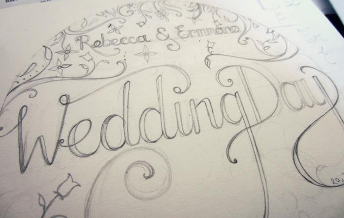 Wedding Card Design
