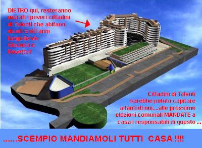 Tg roma talenti ecomostro rione rinascimento 4 for Compromesso immobiliare
