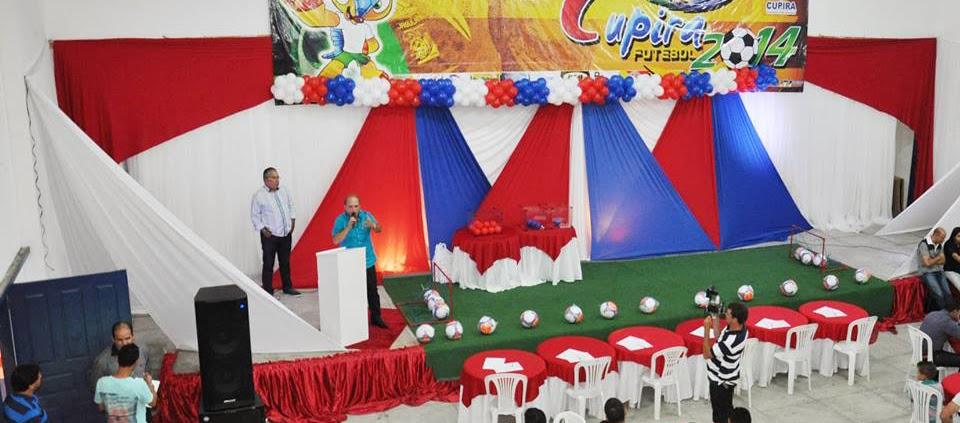 Copa Cupira é oficialmente aberta; Confira os grupos