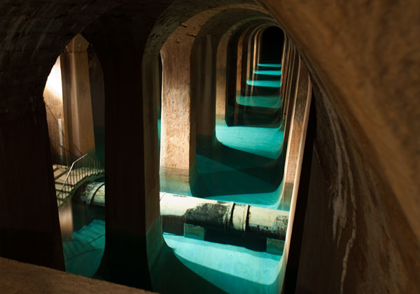 tap water in paris