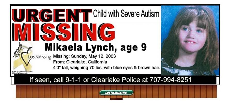 Missing Autistic Girl Cant Speak, Considered At Risk