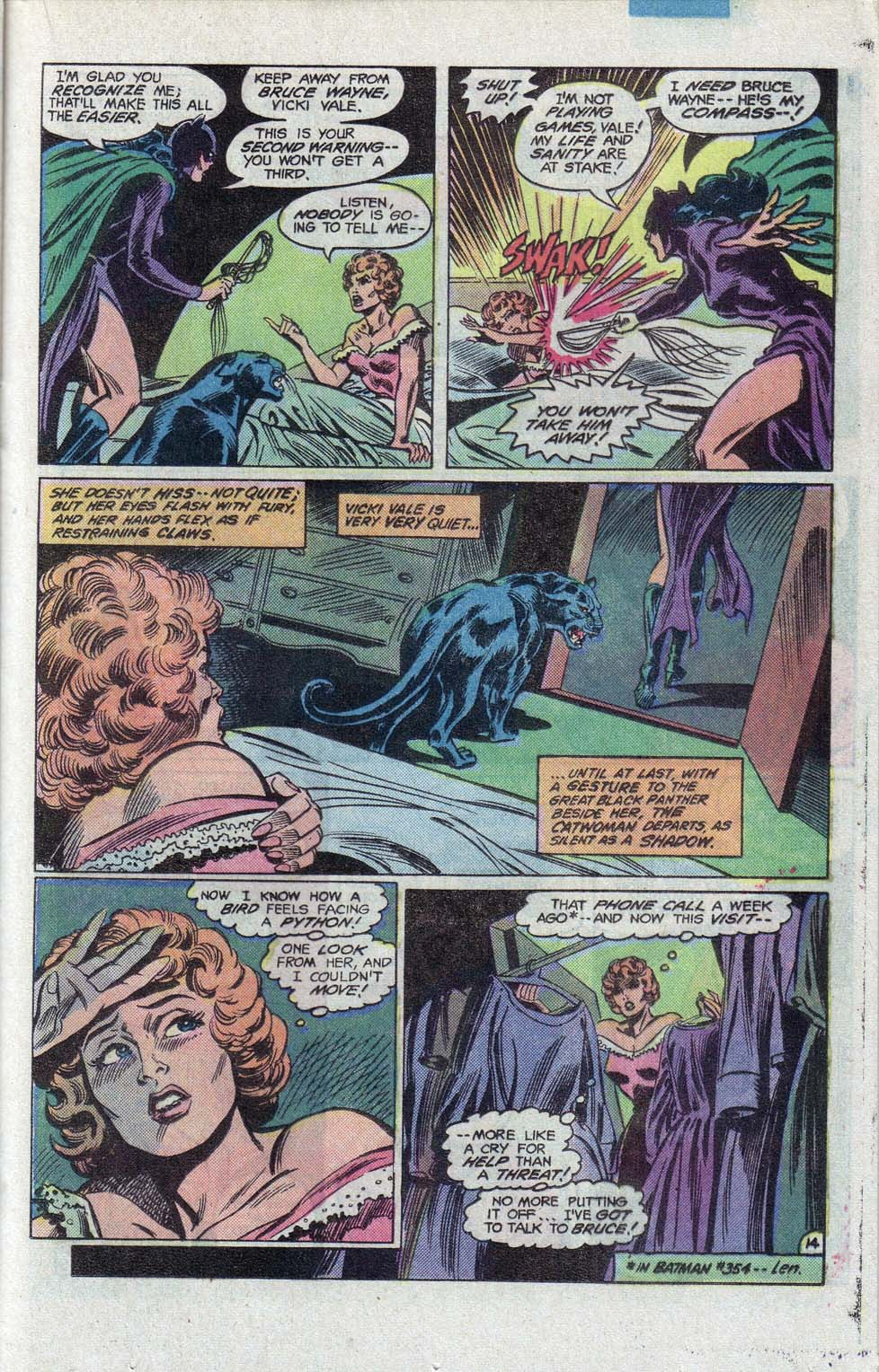 Detective Comics (1937) Issue #521 Page 20
