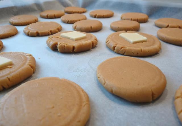 receta de galletas con crema de cacahuete - 02