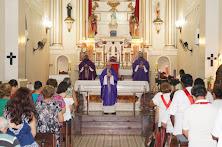 1º Dia do Tríduo para a abertura do Ano Santo da Misericórdia