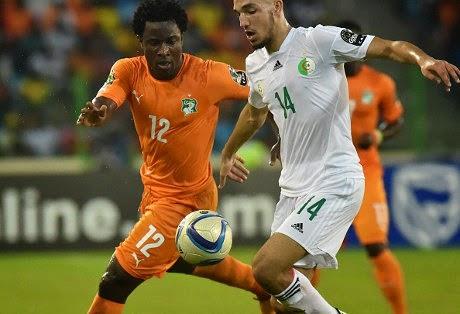 Pantai Gading Lolos Ke Semifinal Piala Afrika
