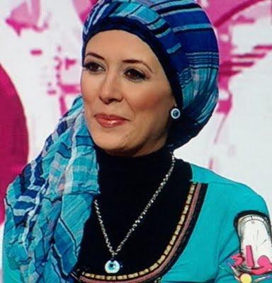 Turban Hijab Style -