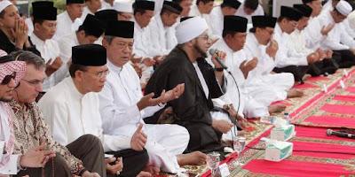 Kisah Habib Munzir mimpi dijemput Nabi Muhammad di usia 40 tahun
