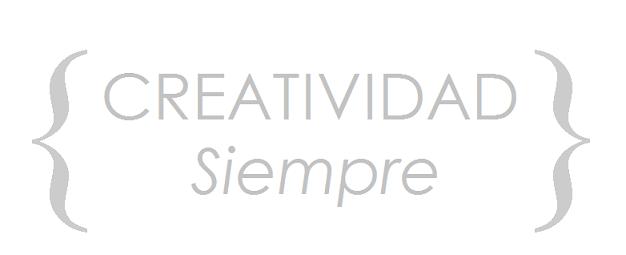 {Creatividad Siempre}