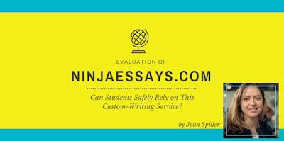 NinjaEssays review