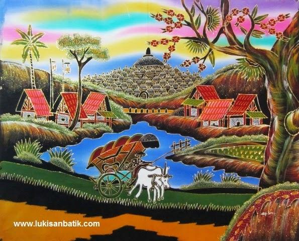 Lukisan Online Jakarta 39  LUKISANBATIKCOM Galeri Online Lukisan