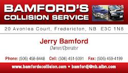 Bamford's Collision Service