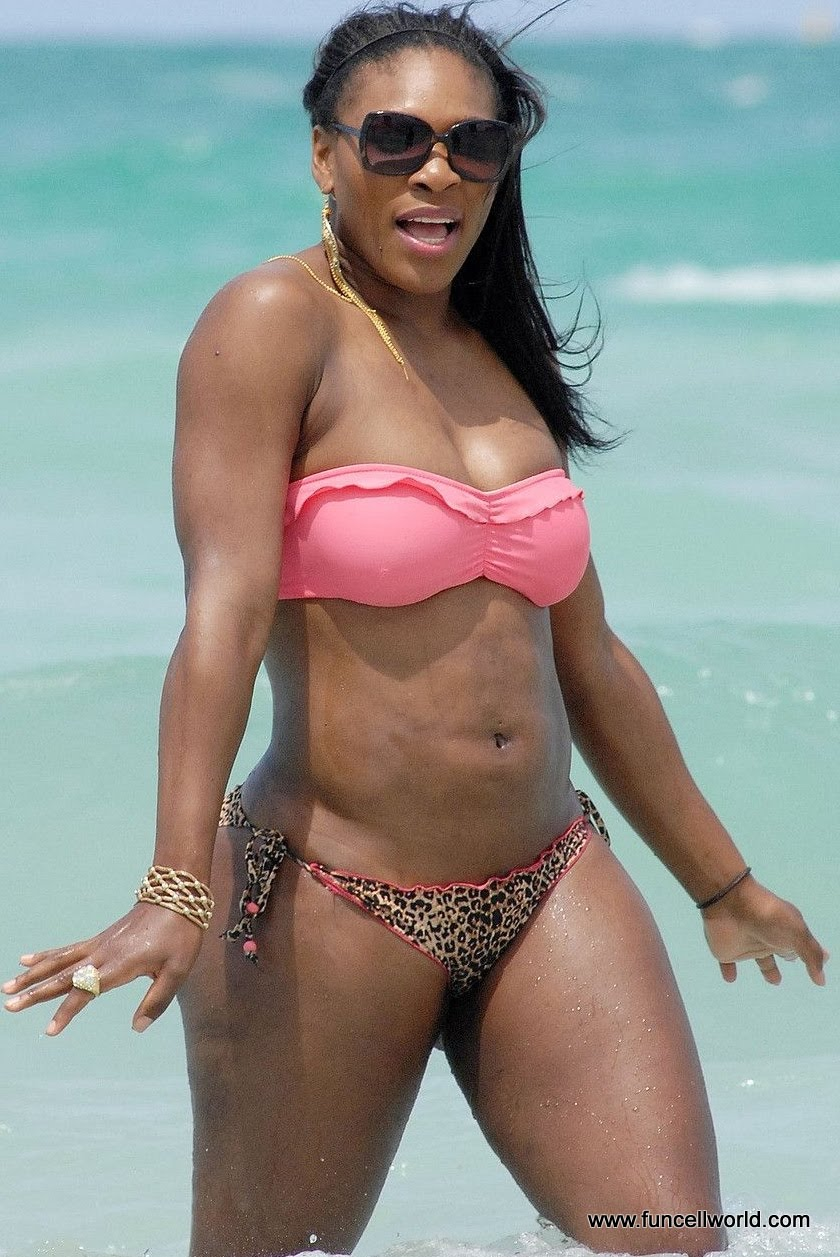 Tennis Super Star Serena Williams in Bikini -Cheap insurance medical