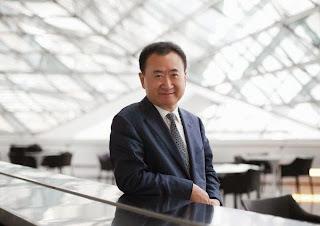 china's richest man, Wang Jianlin