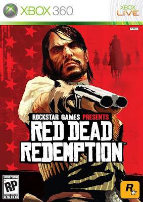 Red Dead Redemption (X-BOX360) NOVO LINK  Redcapa