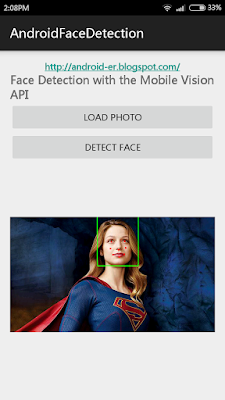 Google Play Services Facial Expression Upward Detection, Teach Landmarks (Eyes, Nose, Etc.)