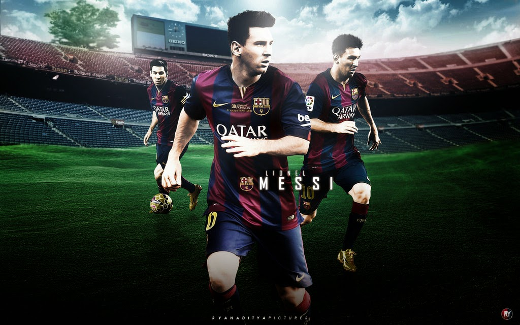 Wallpapers HD de Lionel Messi 2015  Imagenes de Corazones