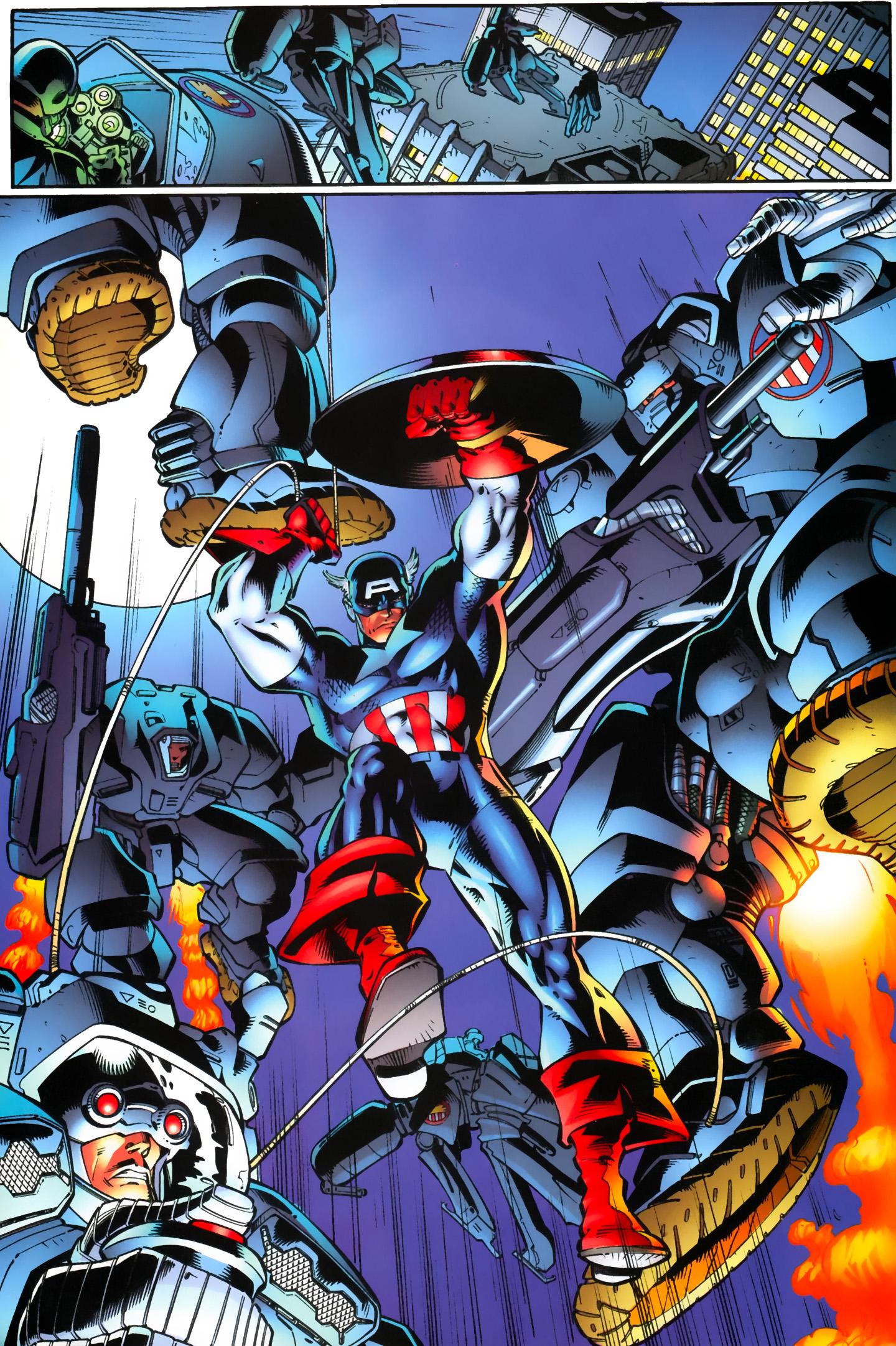 Captain America (1996) Issue #10 #10 - English 7
