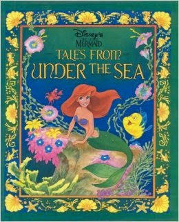 Disney's The Little Mermaid: Tales From Under The Sea by Fred Marvin