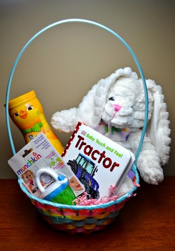 A latte with ott a easter basket ideas for toddlers baby easter basket ideas for toddlers baby negle Images