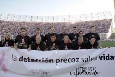 Campaña Lucha contra el cáncer de mamas