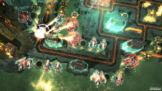 Anomaly Defenders ScreenShot 02