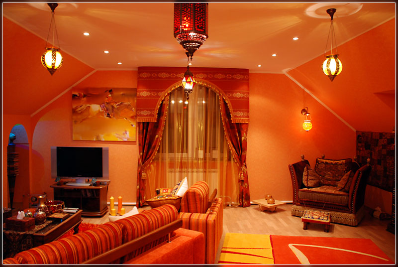 Arabic living room design ideas dream house experience for Arabic decoration