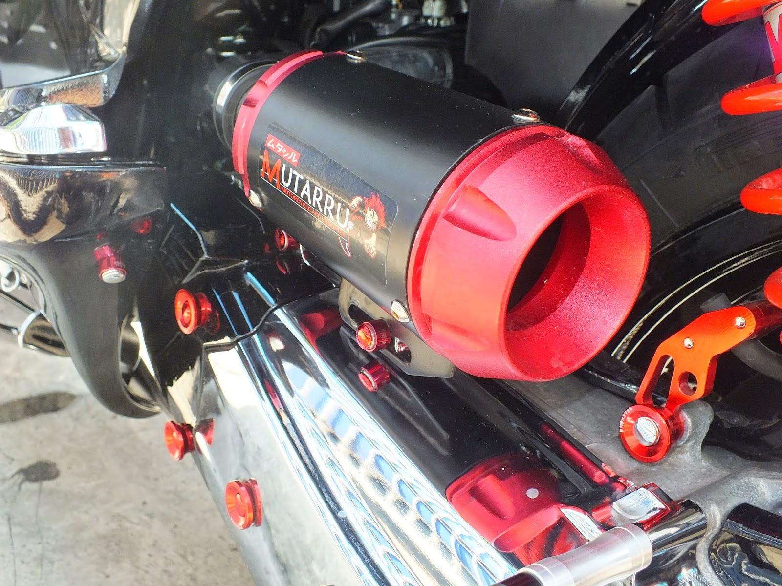 Harga Filter Udara Ferrox Honda Spacy Termurah 2018 Pcx 150 Pgm Fi 88 Modifikasi Motor Matic Terupdate Klepon