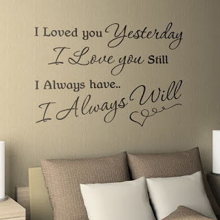 still and always love you quote