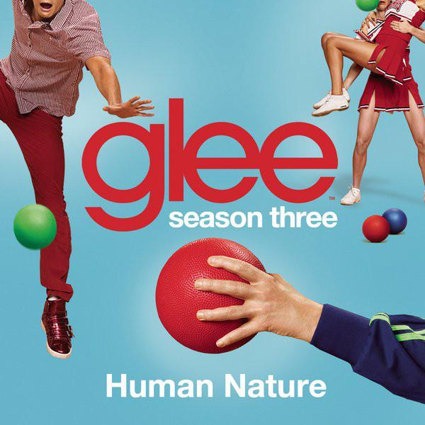 Glee Mercedes And Sam Human Nature