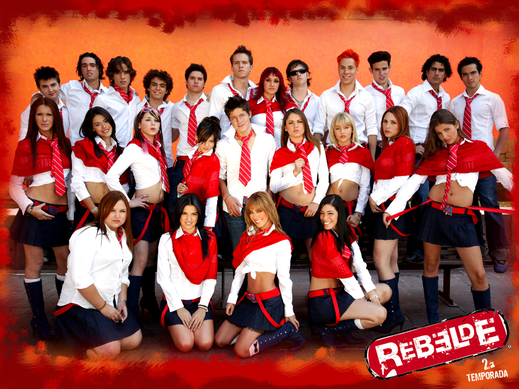 Rebelde (Mexican TV series)