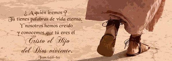 Juan 6: 68-69