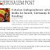 Finançarà Israel la independència de Catalunya? @Jerusalem_Post