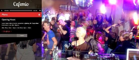 Cafemio Nightclubs WP Theme