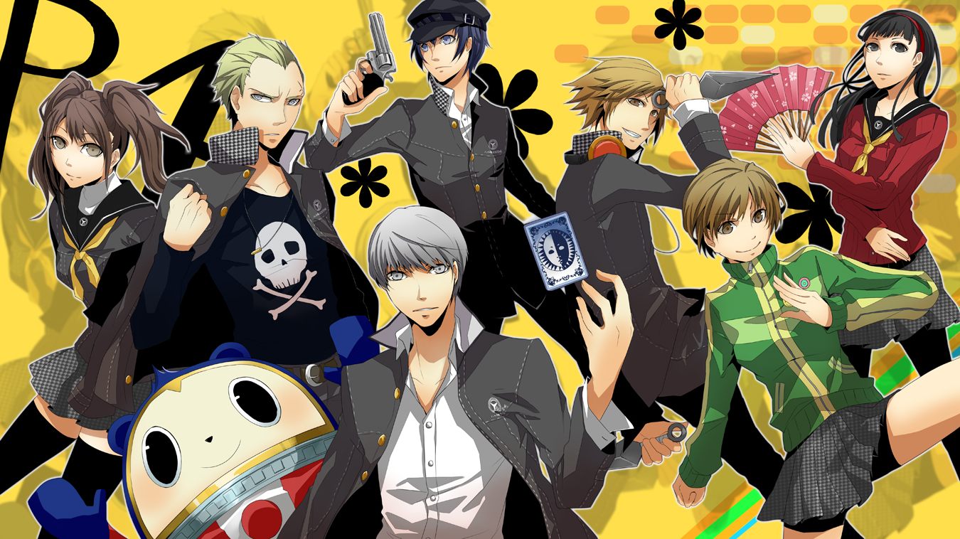 4 Pics 1 Anime Characters : Geek grotto get your on persona the animation