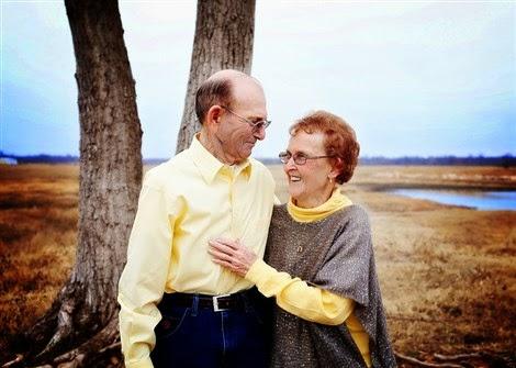 Grandparents, Lulu's Pictures, Medicine Lodge, KS