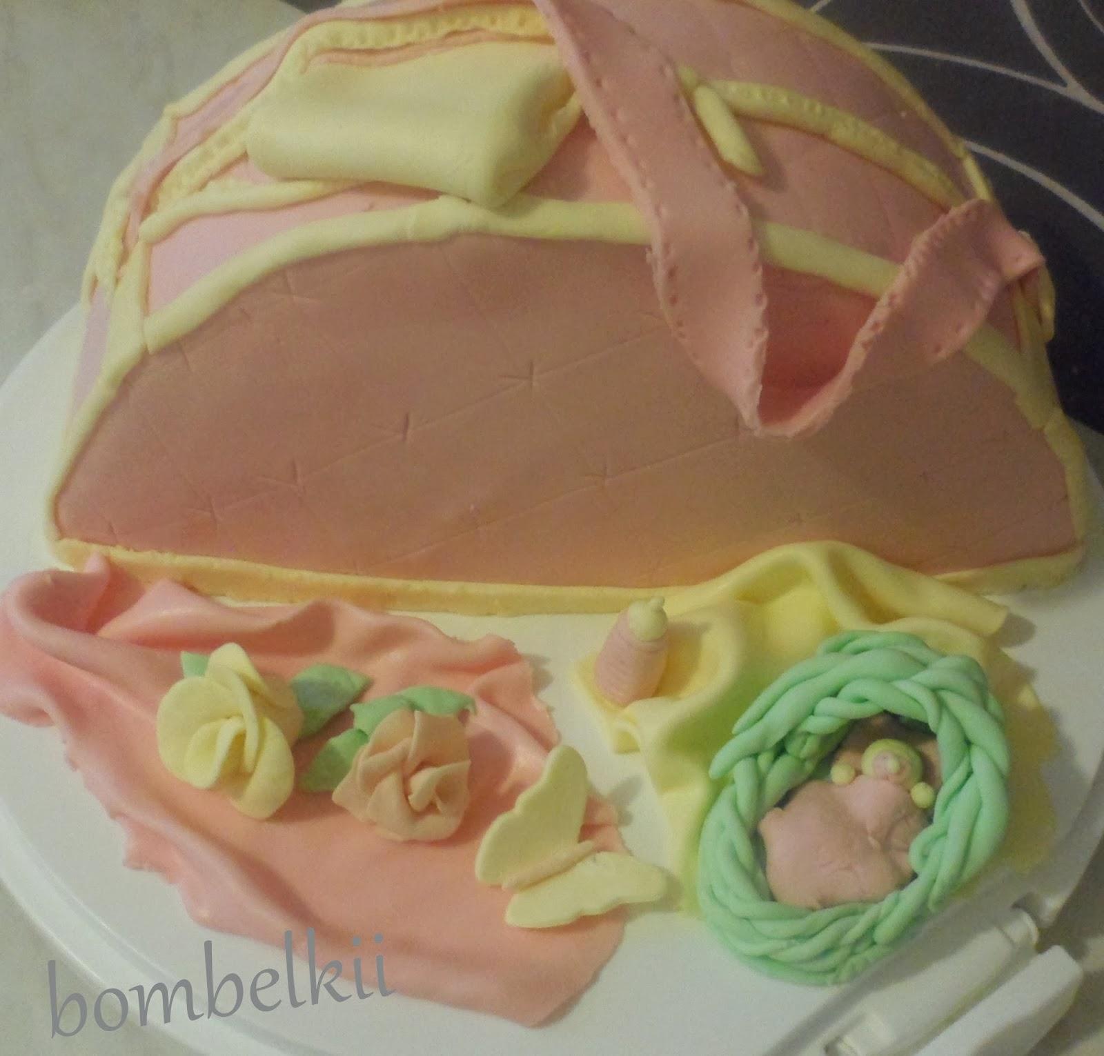 Torte Wickeltasche