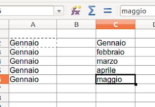 Copia elenco