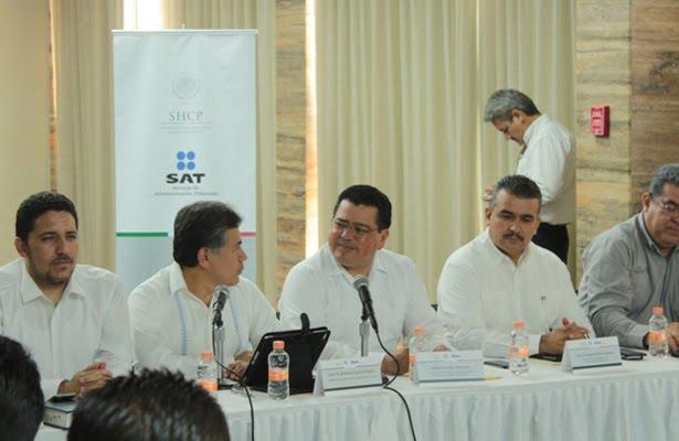 Inauguran la Segunda Reunión Regional de Coordinación de Auditoría Fiscal