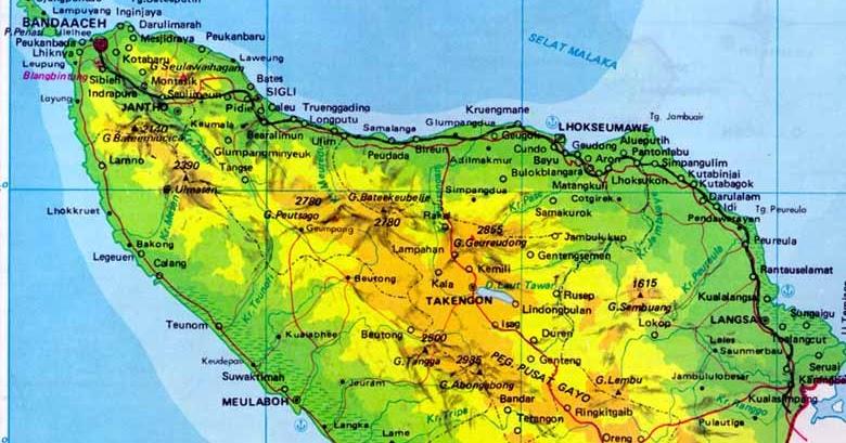 INDONESIAN DIRECTORIES: Daftar Nama Kecamatan, Kelurahan