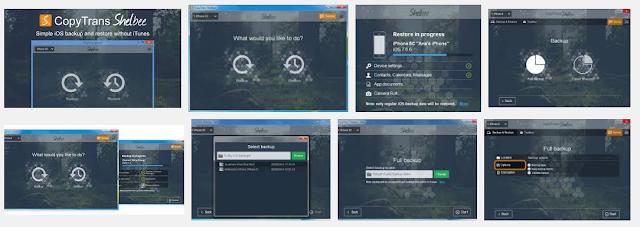 CopyTrans Shelbee Backup Software Full Version Serial Key Activation Code Free Download