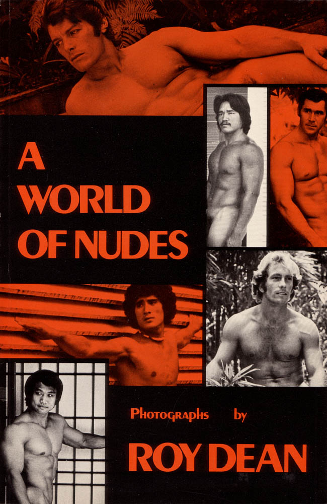 World of Nudes Cover Front