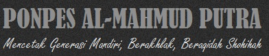 Ponpes Al-Mahmud Al-Islamy
