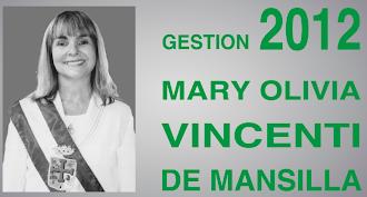 Mandato Cívico 2012 - 2014