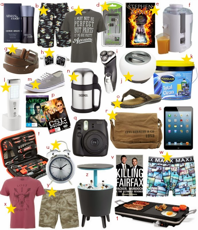 Christmas Gifts For Him For Under $30 + Win One of 4 Target ...