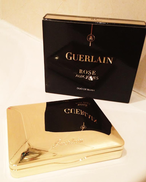 Guerlain Duo De Blush