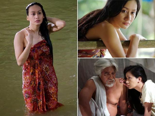 Adegan Ranjang & Penampilan Seksi Bikin Marsha Gementar