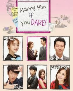 Phim Lựa Chọn Của Mi Rae-Marry Him If You Dare