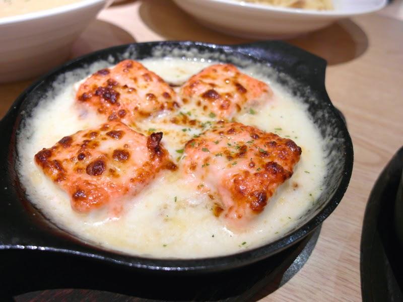 Pasta De Waraku Restaurant Changi Airport Terminal 2 Japanese Food Tofu Mentai Cheese Review lunarrive blog Singapore