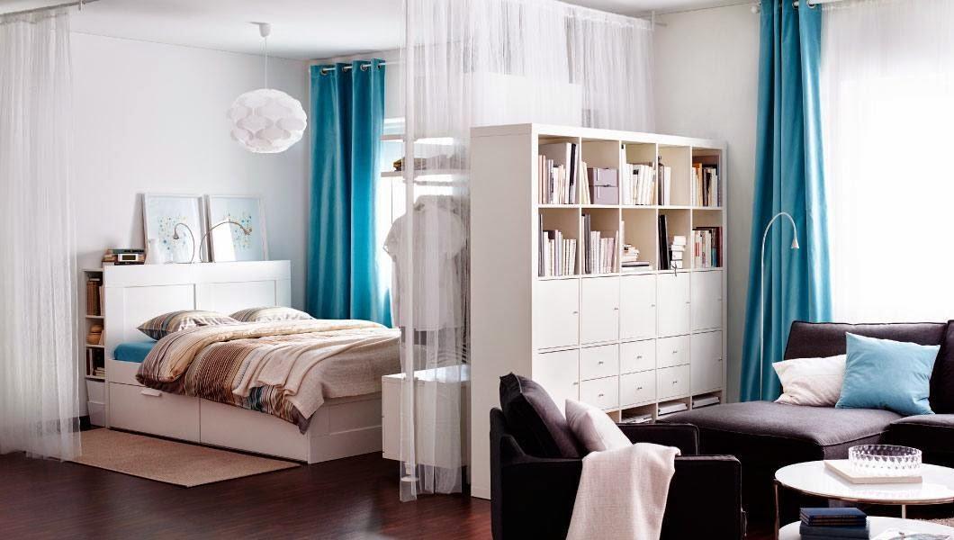 Decotips c mo dividir ambientes en un dormitorio abierto for Como dividir un ambiente