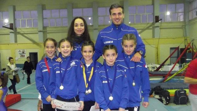 Με τις καλύτερες εντυπώσεις ξεκίνησε η αγωνιστική σεζόν για τον Όμιλο Ενόργανης Γυμναστικής Αλεξανδρούπολης